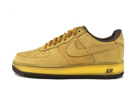 "Nike Air Force 1 Low Retro ""Wheat Mocha"" DC7504-700 Men Women"
