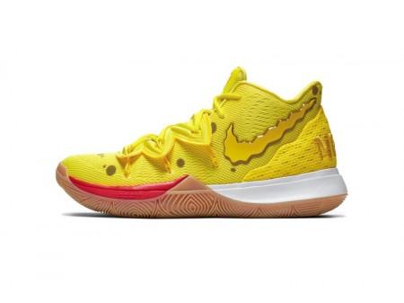 "Nike Kyrie 5 ""Spongebob Squarepants"" CJ6951-700 Men"
