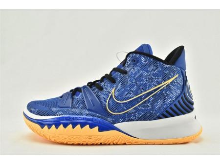 "Nike Kyrie 7 ""Sisterhood"" Blue/Hyper Royal CQ9326-400 Men"