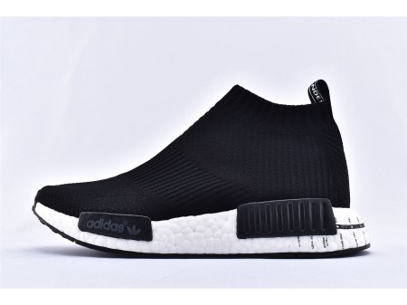 Adidas NMD_CS1 Boost Timeline High Knit Black BD7733 Men and Women