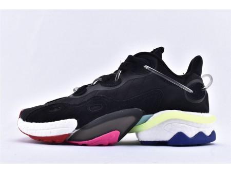 Adidas Torsion X Boost Core Black/Rainbow EE4884 Men and Women