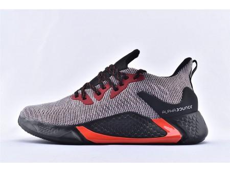 Adidas AlphaBounce Beyond M 4.0 Black Red CG5597 Men