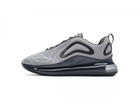 Nike Air Max 720 Wolf Grey Anthracite AO2924-012 Men