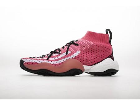 "Pharrell x adidas Crazy BYW X Ambition ""Pink"" G28183 Men"
