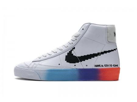 "Nike Blazer Mid '77 Vintage ""Have A Good Game"" White Black DC3281-101 Men and Women"