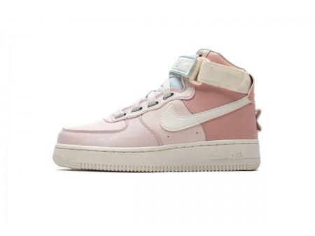 Nike Air Force 1 Force is Female Hi UT Echo Pink Sail CQ4810-621 Women