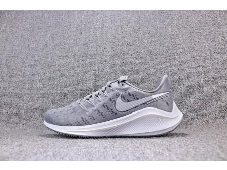 WMNS Nike Air Zoom Vomero 14 Gray Silver AH7858-001 Women