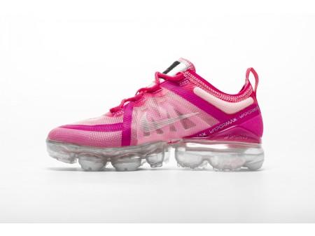 "Nike Air VaporMax 2019 ""Pink"" Sneakers AR6632-600 for Women"