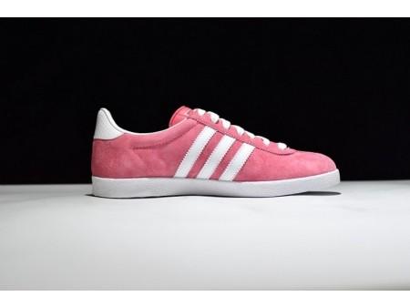 Adidas Gazelle Og Lush Pink/White/Gold Metallic S78876 for Women