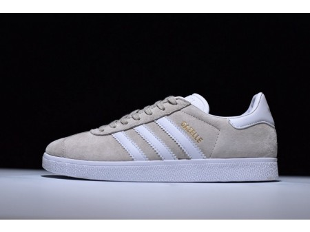 Adidas Originals Gazelle Rice Yellow White BB5475 for Men
