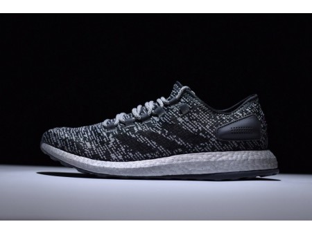 Adidas Pure Boost Silver S80701 for Men
