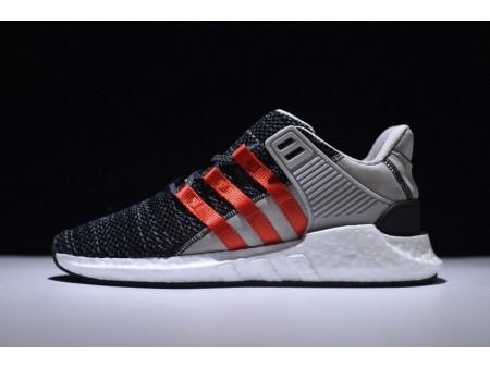 Overkill X Adidas Consortium EQT Boost Gray/Black for Men and Women