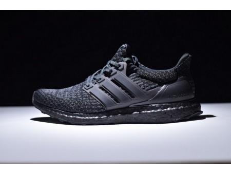 Adidas Ultra Boost Ub 3.0 Limited 'Black Silver' BA8923 for Men