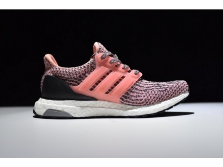 Adidas Ultra Boost Ub 3.0 Salmon Pink S80686 for Women
