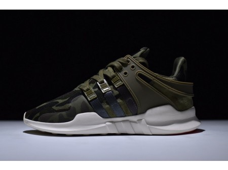Adidas EQT Support ADV Olive Cargo BB1307 for Men