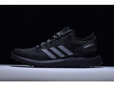 Adidas Pure Boost Ltd Clima Black S82100 for Men