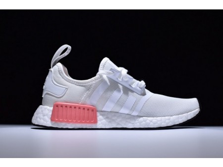 Adidas Boost Ad Nmd R1 Pink/White Rose BY9952 for Women