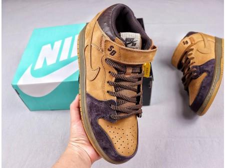 "Nike SB Dunk MID PRO ""Lewis Marnell"" AJ1445-200 Men"