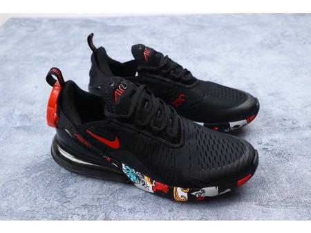 Nike Air Max 270 Black Photo Navy AH8050-009 Men