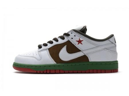 "Nike Dunk Low Pro SE ""Cali"" White Pecan 304292-211 Men Women"