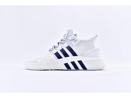 Adidas EQT Bask ADV White Blue BD7782 Men and Women