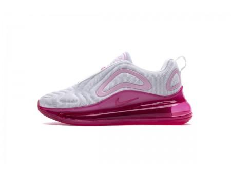Nike Air Max 720 Pink Rise Laser Fuchsia AR9293-103 Womens