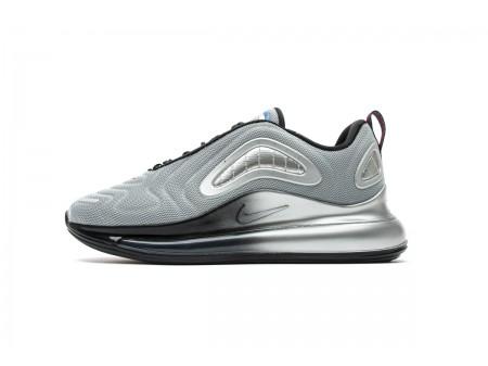 Nike Air Max 720 Metallic Silver Off Noir AO2924-019 Men