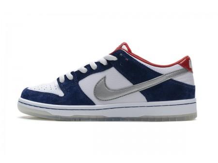 Nike SB Dunk Low Pro IW QS Ishod Wair BMW Blue White Silver 839685-416 Men Women