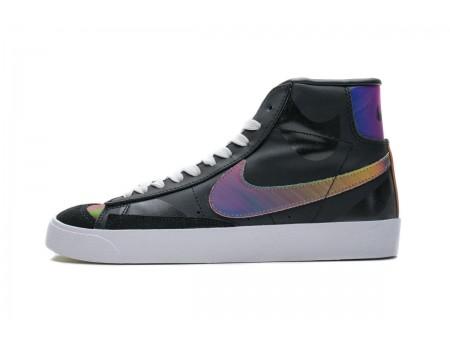 Nike Blazer Mid '77 Thermal Black/Bright Cactus/Hyper Pink CZ8653-036 Men and Women