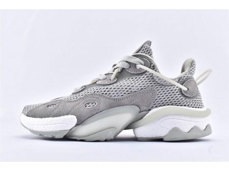 Adidas Torsion X Boost Dark Gray EH0247 Men and Women