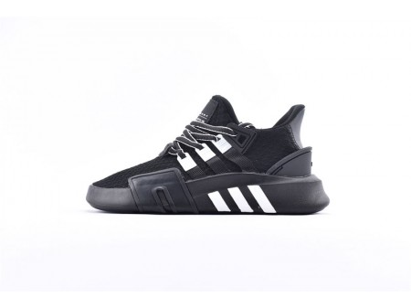 Adidas EQT Bask ADV Black and White BD7787 Men and Women