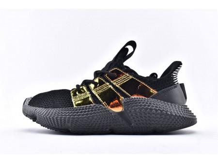 Adidas Prophere Black/Gold EG9195 Men and Women