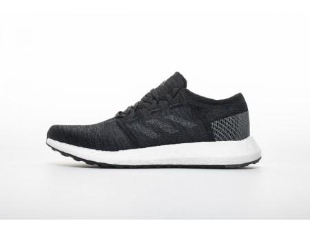 "Adidas Pure Boost GO ""Core Black/Grey/Grey"" AH2319 Men"