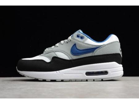 Nike Air Max 1 'Gym Blue' White/Gym Blue-Light Pumice-Black AH8145-102 Men