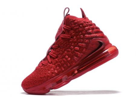 Nike LeBron 17 XVII EP 'Red Carpet' University Red BQ3177-600 Men