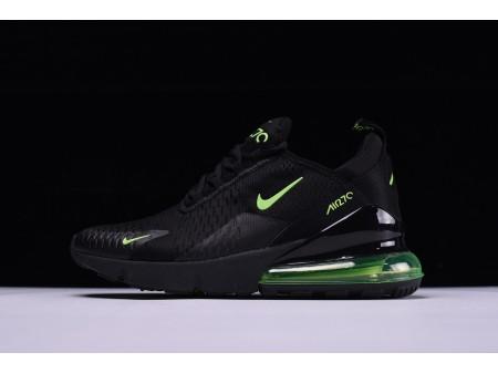 Nike Air Max 270 Black/Green AH8050-008 for Men