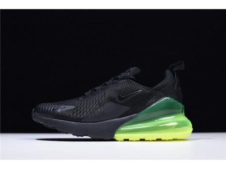 Nike Air Max 270 Black/Neon Green AH8050-011 for Men