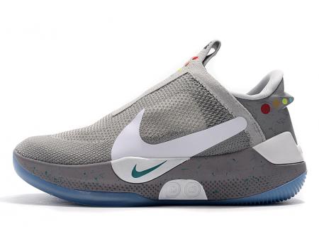 Nike Adapt BB 'Mag' Wolf Grey AO2582-002 Men