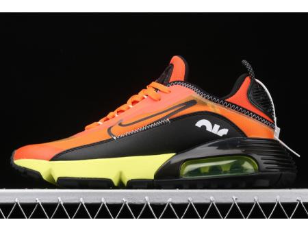 Nike Air Max 2090 Black/Orange-Volt CQ7630-004 Men