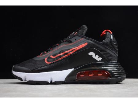 Nike Air Max 2090 Black/Red-White CT7698-005 Men Women