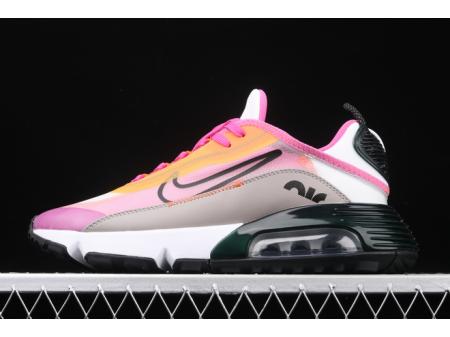 Nike Air Max 2090 Pink/White-Black CQ7630-500 Men Women