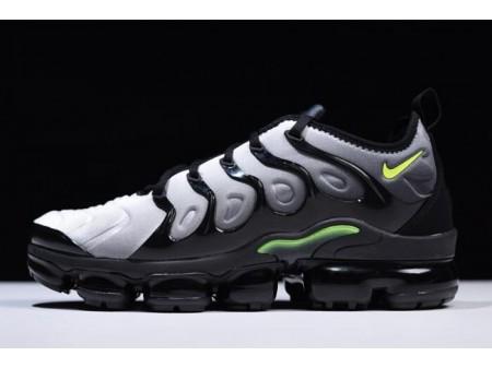 Nike Air VaporMax Plus Neon 95 Black/Volt-White 924453-009 Men
