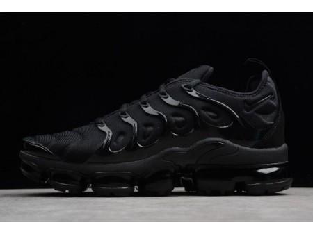 Nike Air VaporMax Plus 'Triple Black' Black/Dark Grey 924453-004 Men