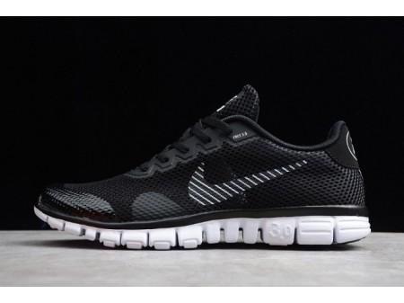Nike Free Rn 3.0 V2 Black White 806568-001 Men Women