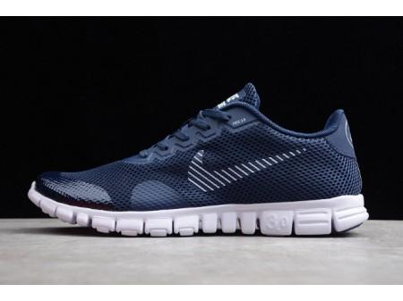 Nike Free Rn 3.0 V2 Dark Blue/White 806568-007 Men