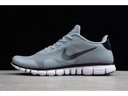 Nike Free Rn 3.0 V2 Light Grey/Black 806568-005 Men