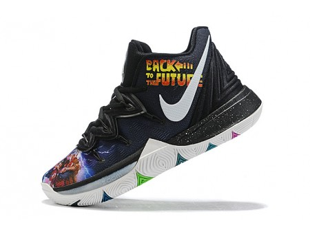 Nike Kyrie 5 'Back To The Future' Men Navy