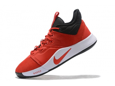 Nike PG 3 University Red/White AO2607-600 Men