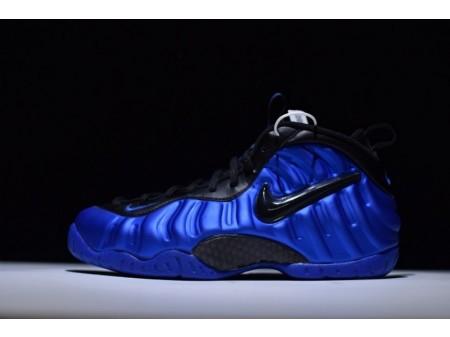 Nike Air Foamposite Pro Hyper Cobalt Black/Blue 624041-403 Men