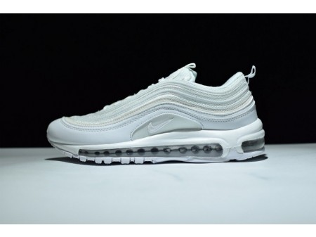 Nike Air Max 97 All White Playstation 312641-004 for Men and Women